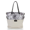 Laurel Bucket Tote - Beige-Grey