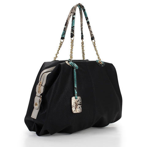 Kira Satchel - Black