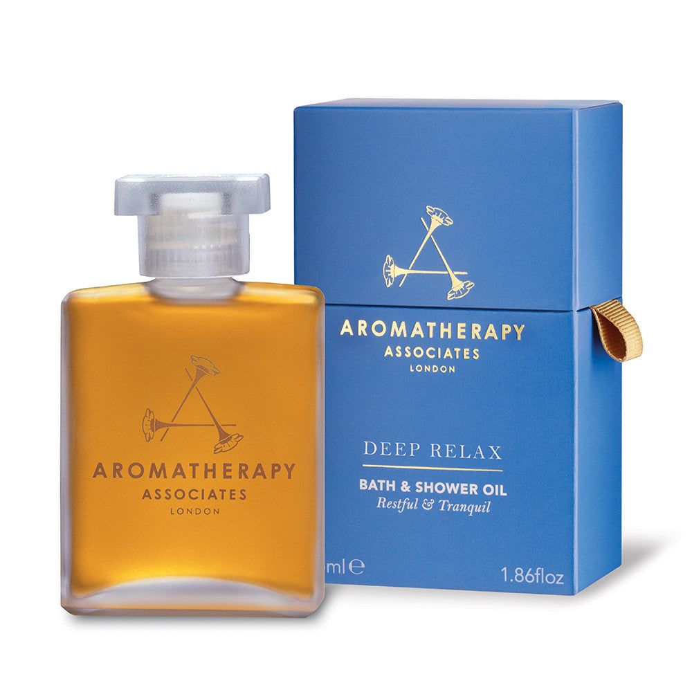 Buy Relax - Deep Relax Bath & Shower Oil | Aromatherapy Associates ...