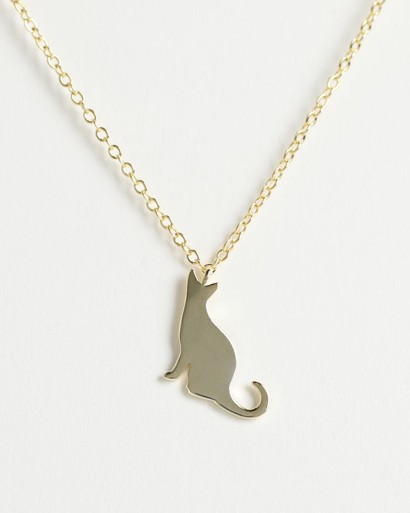 CAT Delicate Necklace
