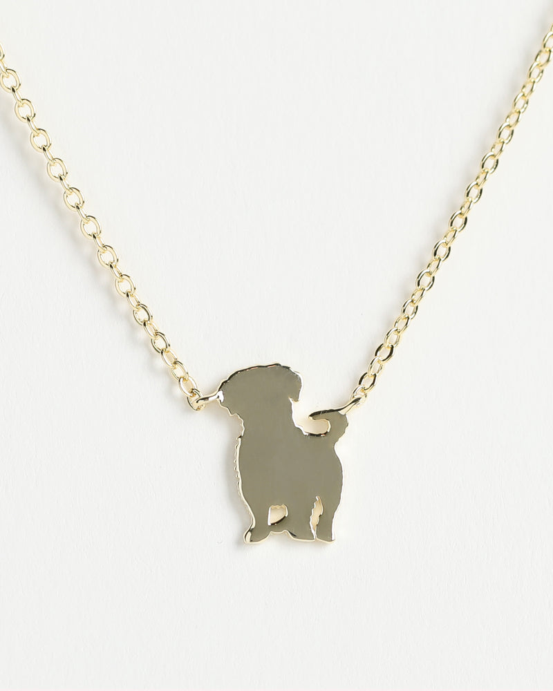 SHIH TZU Delicate Necklace