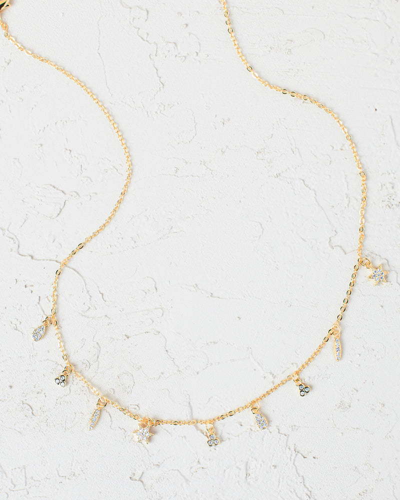 Liana Collar Necklace