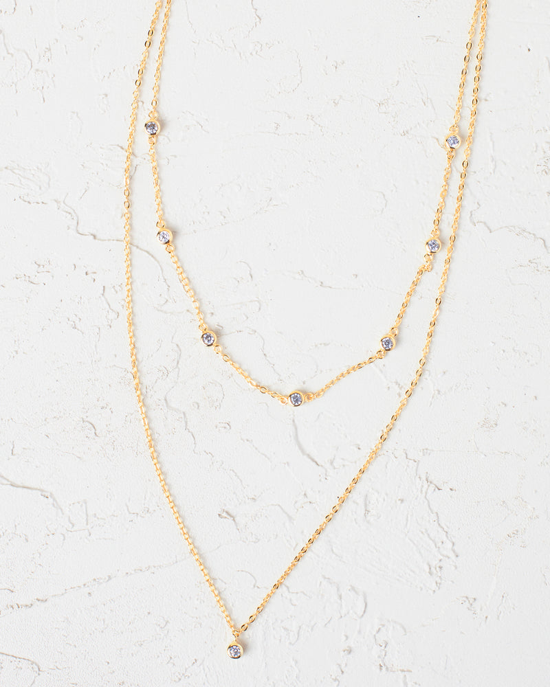 Olivia Layered Necklace