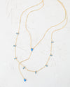Alina Layered  Y-Necklace
