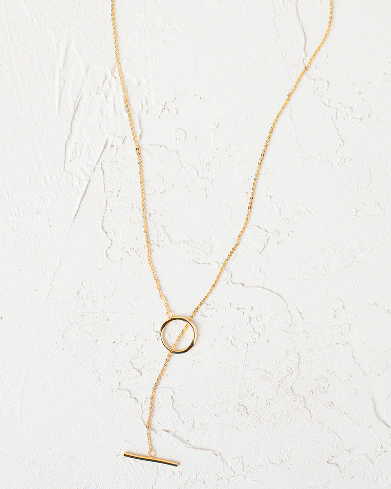 Cassidy Lariat Y Necklace