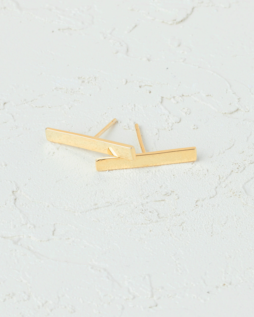 Delia Bar Stud Earrings