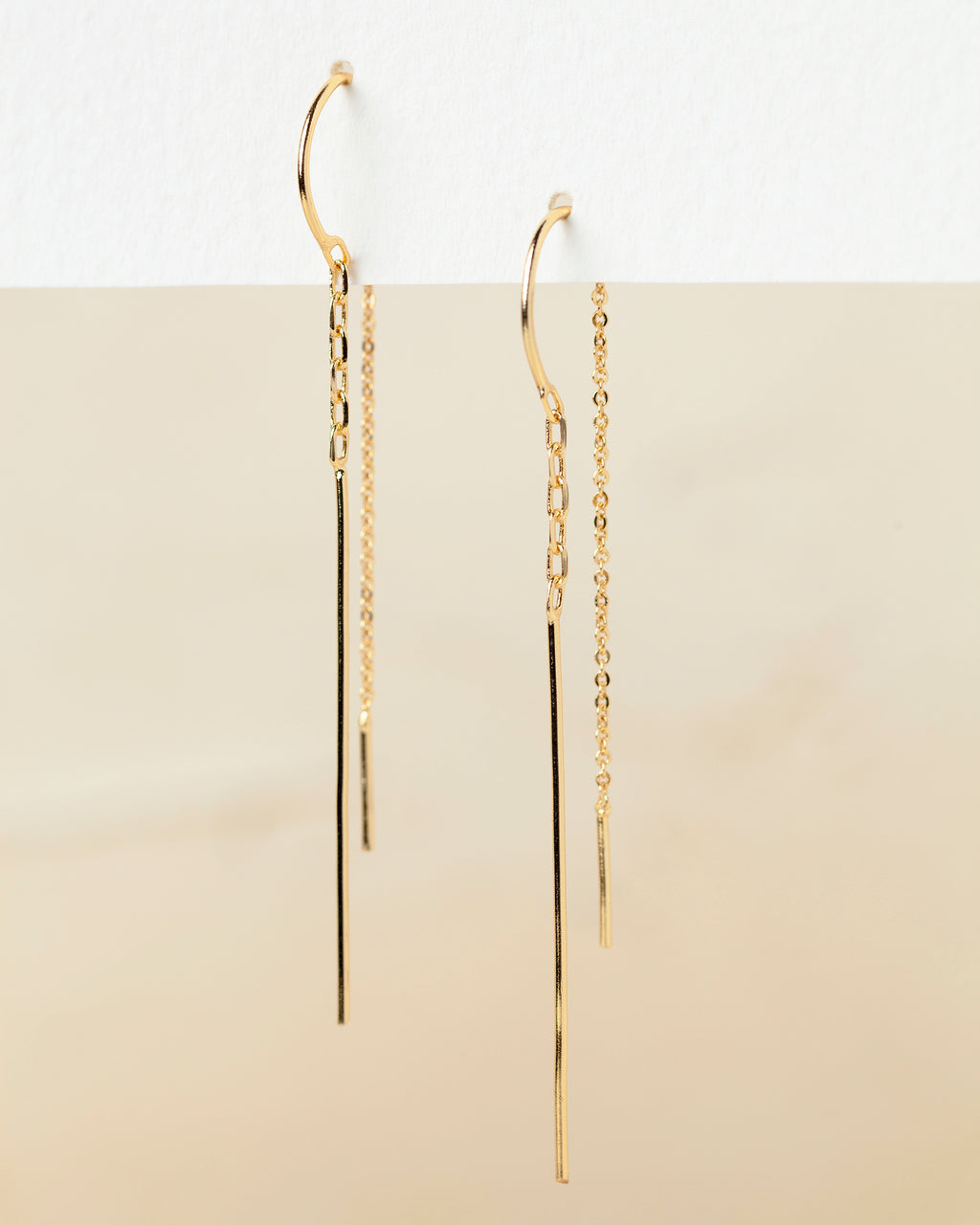 Briley Threader Earrings