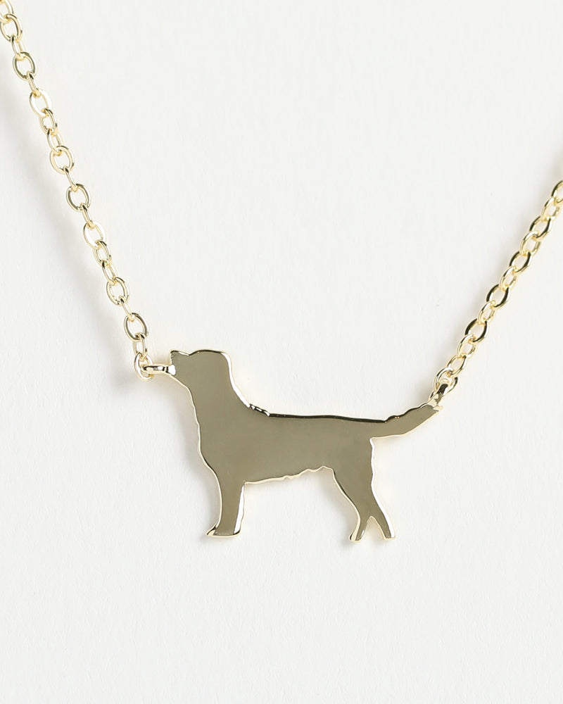 LABRADOR RETRIEVER Delicate Necklace