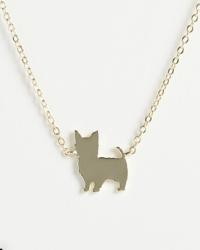 YORKSHIRE TERRIER Delicate Necklace