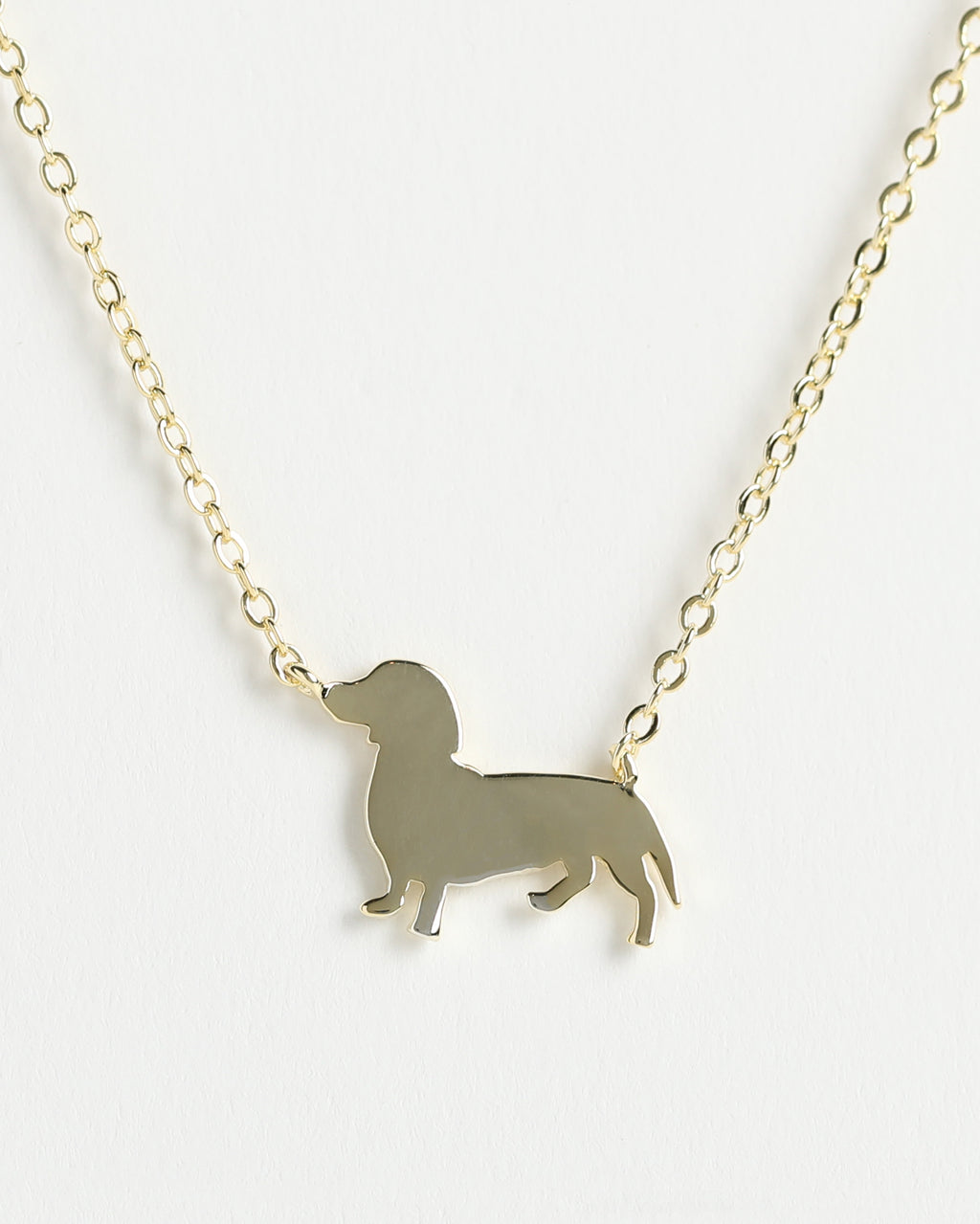 DACHSHUND Delicate Necklace
