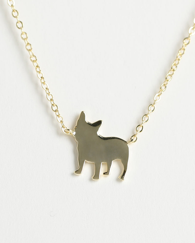 FRENCHIE  Delicate Necklace