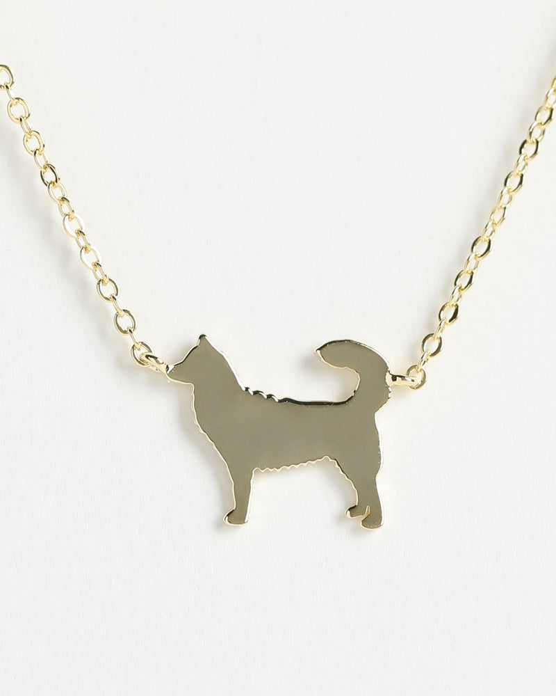 HUSKY Delicate Necklace