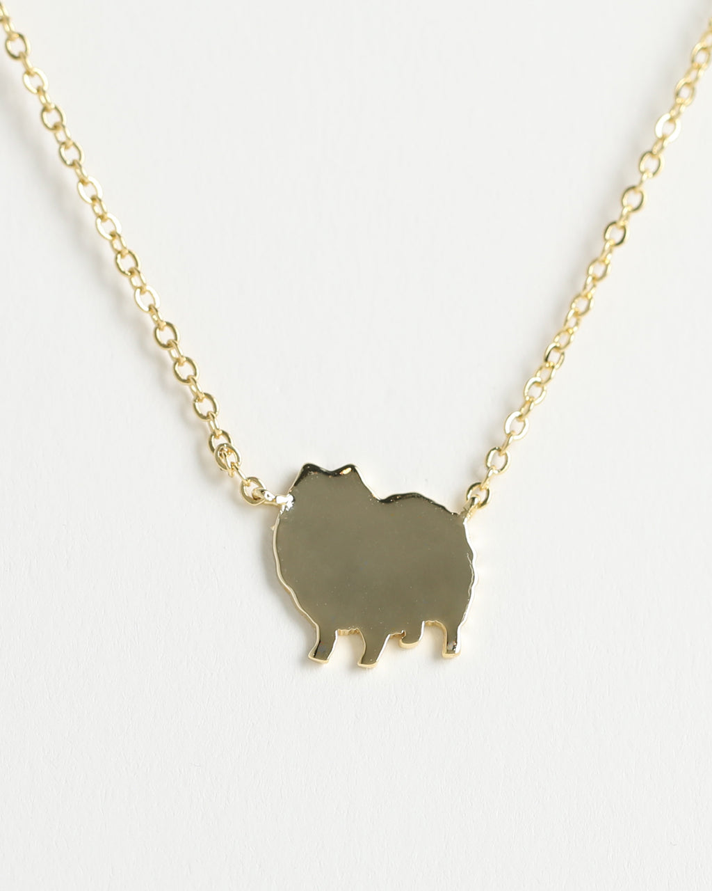 POMERANIAN Delicate Necklace