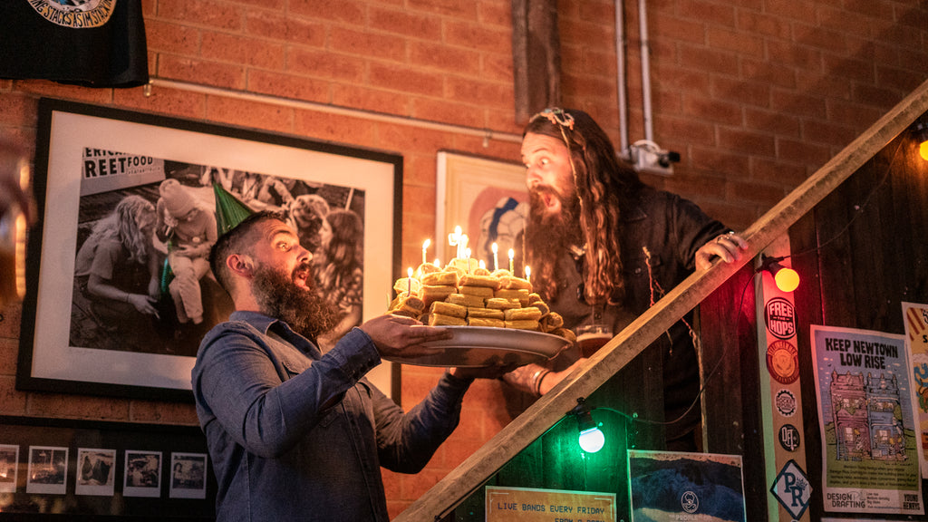 RECAP: Our 7th Birthday Party & Doubletowner Launch