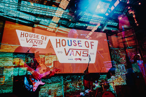 RECAP: House of Vans 'Off The Walls' Event, Sat Feb 2 @ COMMUNE Waterloo