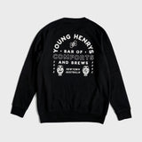 Comforts and Brews Crew Jumper