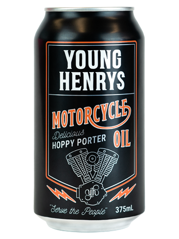Motorcycle Oil Tinnies