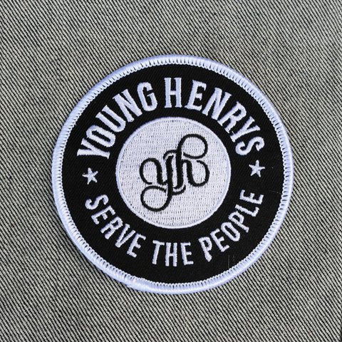 Serve The People Patch