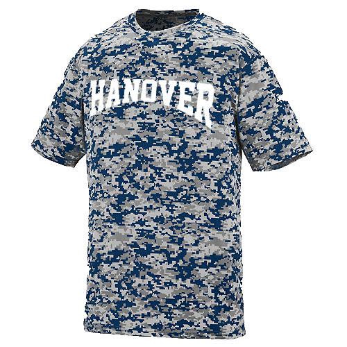 T-Shirt - Performance - Short Sleeve - Camouflage