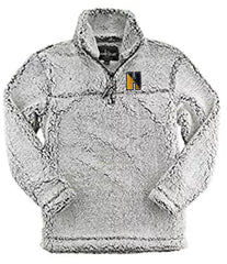 Hanover Sherpa - Frosty Grey or Natural
