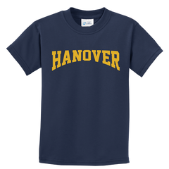 T-Shirts - Men's & Youth Short-Sleeve Cotton - Navy