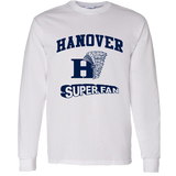 Hanover White Super Fan T-Shirts