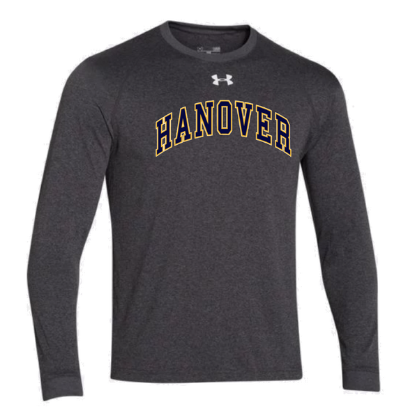 Under Armour - Long Sleeve - Gray T-shirt