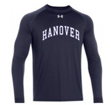 Under Armour - T-Shirt - Performance - Long Sleeve - Navy - Adult/Youth