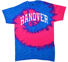T-Shirt - Tie-Dyed - Pink/Blue - Adult/Youth