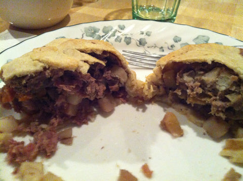 Pasty Central ships and sells their pasties all over Michigan, and one of  their primary restaurants is The Hut Inn in Calumet, Michigan.