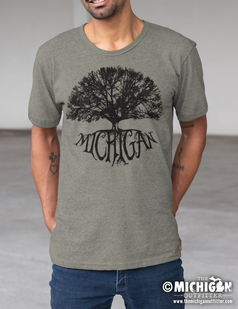 Big Tree - Venetian Gray