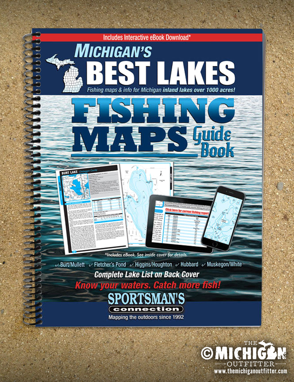 Michigan's Best Lakes Fishing Guide