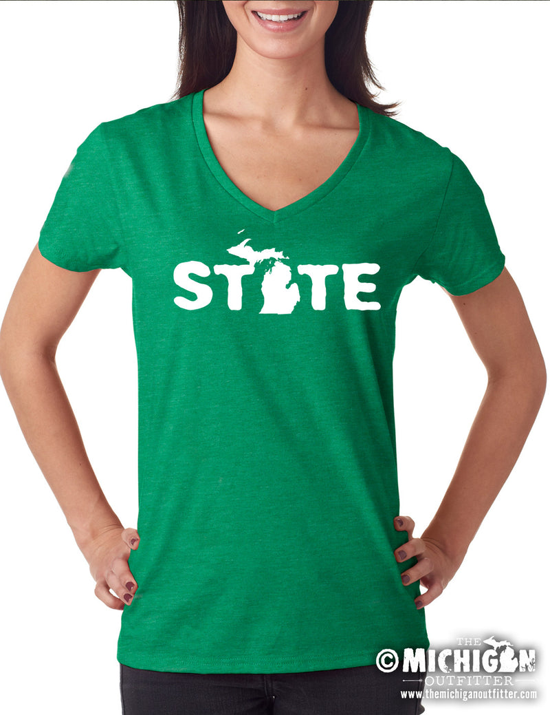State - Heather Green - ONLY 2XL