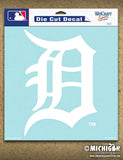 "Big Detroit Tigers ""Old English D""  Decal"