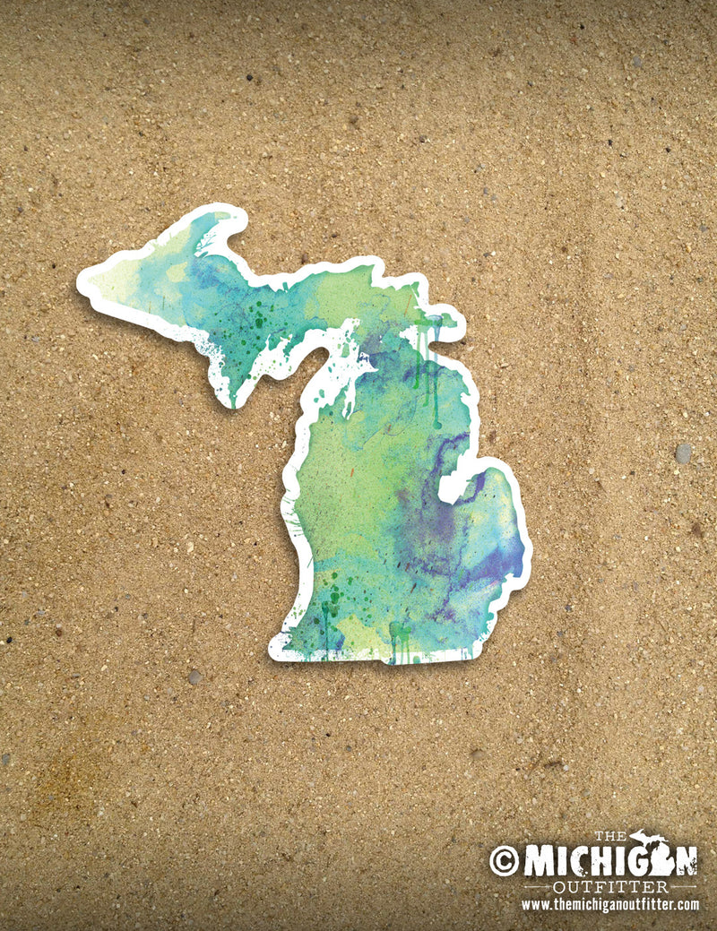 "7"" Sticker - Upnorth"