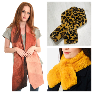 Vegan Scarves Secret Santa Sale