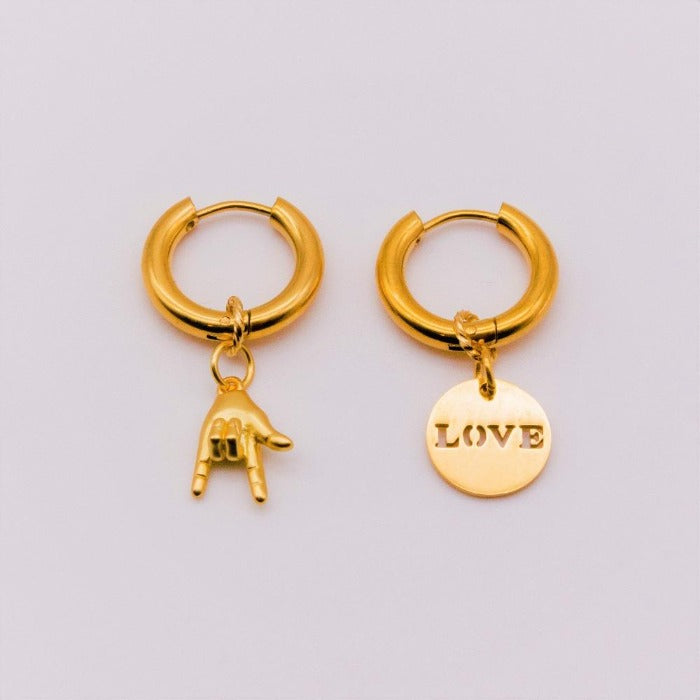 Unconditional Love Earrings