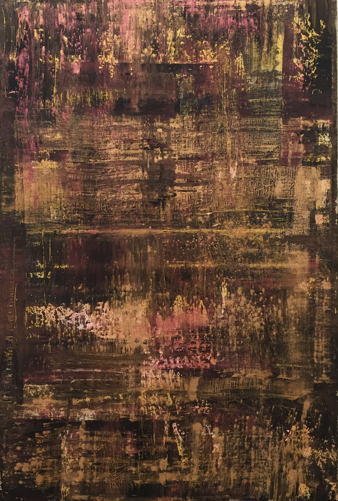 "Visions in Gold 20""x30"""