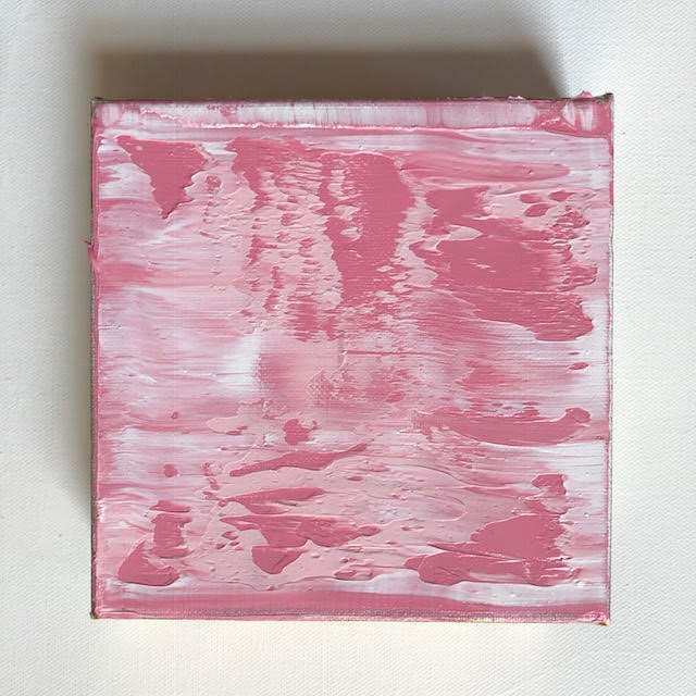 "Hot Pink 6""x6"""