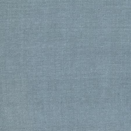 Moda Cross Weave Dark Blue/Chambray - Lady Belle Fabric