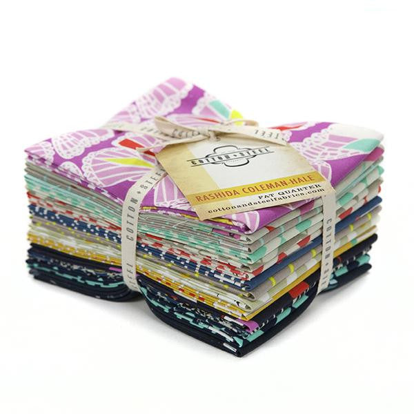 Moonlit, fat quarter bundle cotton