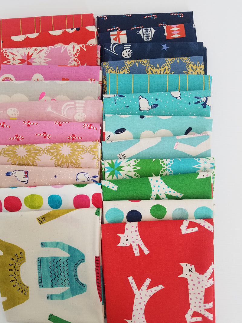 Noel by Cotton and Steel Fat Quarter Bundle