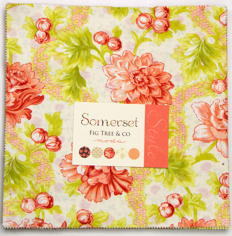Moda Somerset Layer Cake