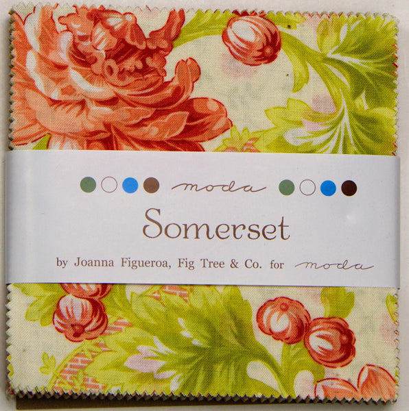 Moda Somerset Charm Pack
