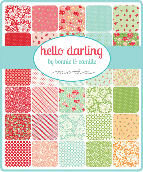 moda fabric Bonnie and Camille