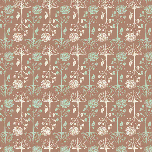 Cultivate by Bonnie Christine Rooted Earth - Lady Belle Fabric