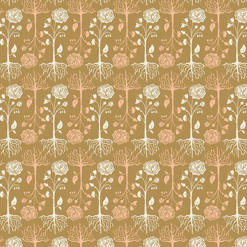 Cultivate by Bonnie Christine Rooted Warmth - Lady Belle Fabric