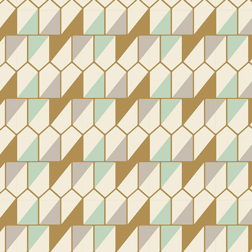Cultivate by Bonnie Christine Seed Packet Mint - Lady Belle Fabric