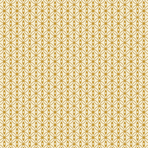 Emmy Grace by Bari J for Art Gallery Fabrics Knotty Sunbeam - Lady Belle Fabric