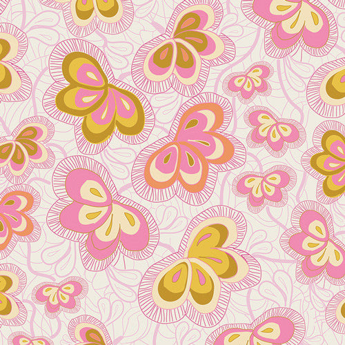 Fantasia by Sara Lawson for Art Gallery Fabrics Magicfly's Nest Charm - Lady Belle Fabric
